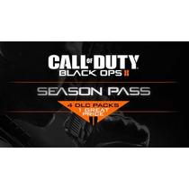 Call Of Duty Black Ops 2 Season Pass (version En Español)