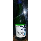 Sake Coreano Chungha 300 Ml Licor Koreano Novela