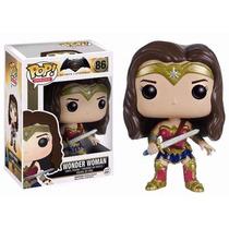Funko Pop Wonder Woman/ Mulher Maravilha Batman Vs Superman.