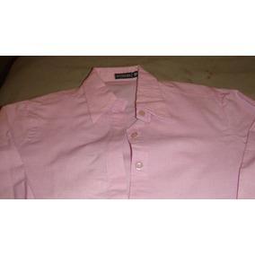 Camisa Manga Larga - Talle S Small - Marca Wupper