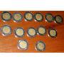 Escoge 10 Monedas 5 Pesos Revolucion Independencia Cinco