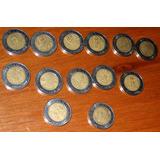 Escoge 5 Monedas 5 Pesos Revolucion Independencia Cinco