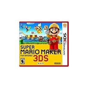 Super Mario Maker 3ds Nuevo Americano En Stock!!!