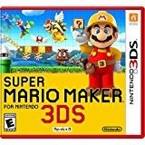 Super Mario Maker 3ds Nuevo Americano En Stock!!!