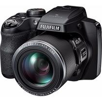 Câmera Fujifilm Finepix S8200 Lcd 3.0 16.2mp Zoom Óptico 40x