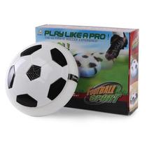 Bola Flutuante Flat Ball Futebol Em Casa