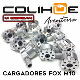 Cargador Rotativo Rifle Fox M10 Aluminio Fresado 7 Disparos