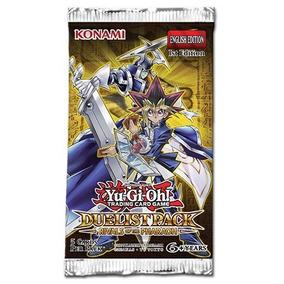 Booster Yu-gi-oh! Rivais Do Faraó Konami Português 5 Cards