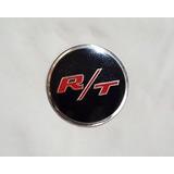 Calotinha Dodge Rt Calota 56mm Charger Dart Magnum Roda