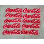 Etiqueta Da Cocacola Para Colar Nas Tiras Do Chinelo