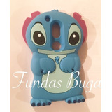 Funda Moto G4 Play Stitch Silicon Mouse Protector 3d