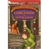 Desenho O Corcunda De Notre Dame Original Lacrado,dri Vendas