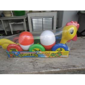 Galinha Cocoricó Da Glasllite Brinquedo Antigo