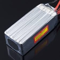 Bateria Lipo 22.2v 5200mah 40c 6s Trex 500 600 700 5000mah