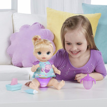 Boneca Baby Alive Fraldinha Mágica Loira Original Hasbro