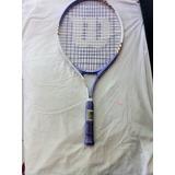 Raqueta Venus Wilson Junior Original Con Estuche Babolat