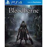 Bloodborne Ps4 Oferta Digital