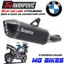 Escape Akrapovic Bmw R 1200 Gs Adventure 2016 Mg Bikes