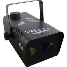 Maquina De Humo Mlb Z800 Watts Control Remoto Efecto Video
