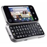 Motorola Backflip Mb300 Touch Qwerty Wifi 3g Cam 5 Celular