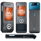 Sonyericsson W580 Cinza Walkman Slide 2mp Fm- De Mostruário