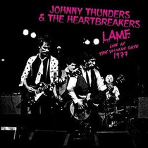 Lp Johnny Thunders & Heartbreakers L.a.m.f. - Live At The Vi