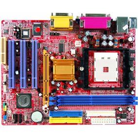 Mother 754 + Micro Sempron 64 Cooler Usado Garantia Congreso