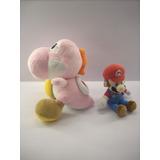 Yoshi Y Mario Bross De Colección.