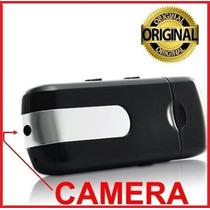 Pendrive Espiao Camera Espia Filma Sensor Movimento
