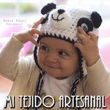 Gorros Tejidos Al Crochet Para Bebés, Niños Leon Etc