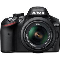 Câmera Nikon D3200 Lente 18-55mm Pronta Entrega