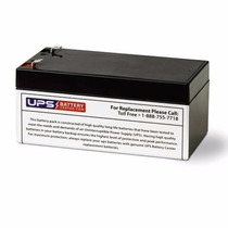 Pila Battery Center Ups Be350g Es 350va 12va - 3,4ah