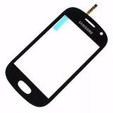 Tela Touch Samsung Galaxy Fame Duos Gt-s6812b/s6810b Azul