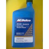 Liquido Refrigerante Acdelco Rojo X 1lt Original Gm