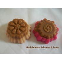 Cupcakes De Flor De Jabón, Souvenirs X 20