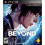 Beyond Two Souls Ps3 Digital Español Latino