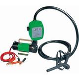 Bomba Surtidor 12v/24v Cuenta Litros Para Gas-oil Y Aceite