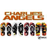 Chinelos Charlies Angels - As Panteras