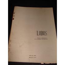 Libro Lodos, Jesus Alberro