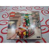 Lego 40223 Navidad Adorno Navideño Edicion Limitada