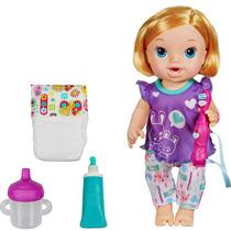 Boneca Baby Alive Bons Sonhos Loira C/acessórios - Hasbro