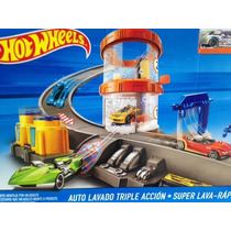 Hot Wheels - Pista Super Lava-rápido - T3543 - Mattel