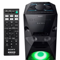 Equipo De Sonido Sony Mhc-v3 7920 W Bluetooth Android Iphone