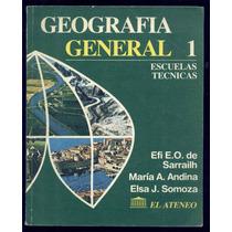Libro Geografía General 1 . Para Colegios Técnicos