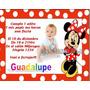 12 Invitaciones Infantiles Personalizadas A $120 (tarjetas)