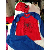 Pijama Disfraz Hombre Araña