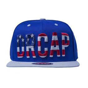 Bonés Strapback New Drcap Eua Colors