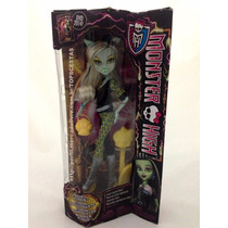 Boneca Monster High Frankie Stein Original Mattel Monstra