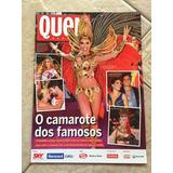Revista Quem Paloma Bernardi Isis Valverde Susana Vieira