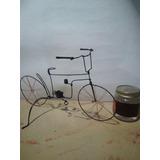 Bicicletas A Escala, Hechas A Mano En Alambre